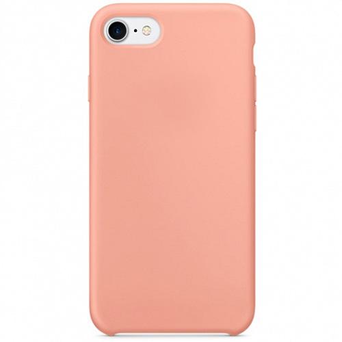 Силиконовый чехол YablukCase для iPhone 7/8 розовый (Flamingo)Чехлы для iPhone 7<br>Лёгкий и практичный чехол YablukCase — идеальная пара для вашего iPhone.<br><br>Цвет: Розовый<br>Материал: Силикон
