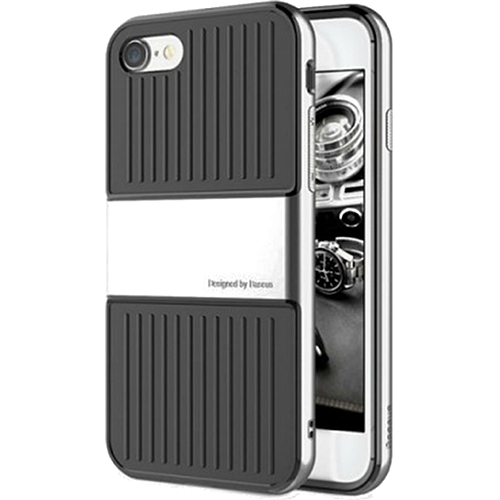 Чехол Baseus Travel Case для iPhone 7 серебристый
