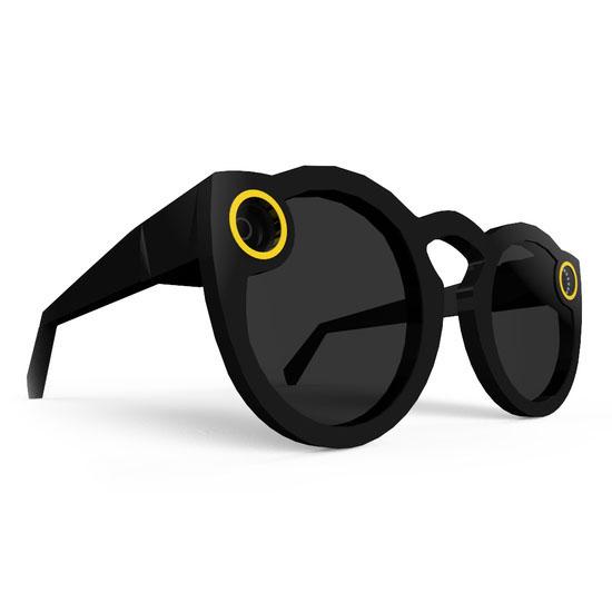 Смарт-очки Snap Inc Spectacles чёрныеВидеокамеры, очки, кшн-камеры<br>Spectacles обладат необычным дизайном и смотртс очень стильно.<br><br>Цвет товара: Чёрный<br>Материал: Пластик, стекло