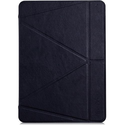Чехол The Core Smart Case для iPad 9.7 (2017) чёрныйЧехлы для iPad 9.7 (2017)<br>The Core Smart Case — чехол, который способен поразить сочетанием функциональности, утончённого стиля и надёжности.<br><br>Цвет товара: Чёрный<br>Материал: Полиуретановая кожа, силикон