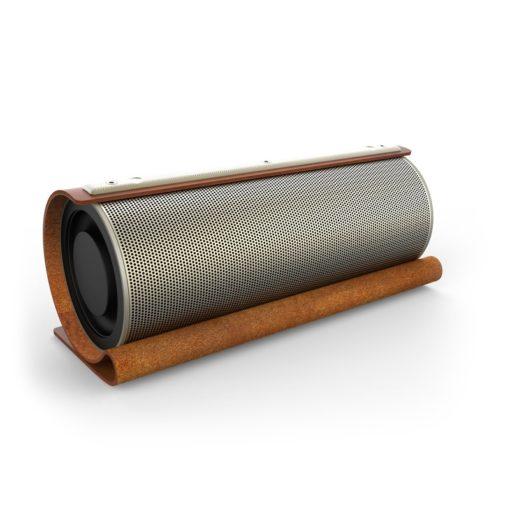 Портативная колонка GZ Electronics LoftSound GZ-22Колонки и акустика<br>GZ Electronics LoftSound GZ-22 - уникальная портативная Bluetooth-колонка!<br><br>Цвет товара: Коричневый<br>Материал: Металл, пластик, кожа