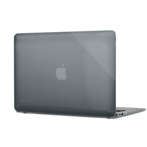 Чехол Speck SeeThru Case для MacBook Air 13 серыйЧехлы для MacBook Air 13<br>Speck SeeThru MacBook Air 13 Glossy Finish Nickel Grey<br><br>Цвет товара: Серый<br>Материал: Поликарбонат