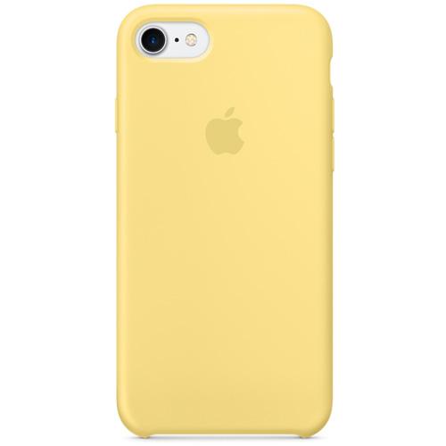 Силиконовый чехол Apple Silicone Case для iPhone 7 (Pollen) жёлтая пыльцаЧехлы для iPhone 7<br>Лёгкий и практичный чехол Apple Silicone Case — идеальная пара вашему iPhone 7.<br><br>Цвет товара: Жёлтый<br>Материал: Силикон