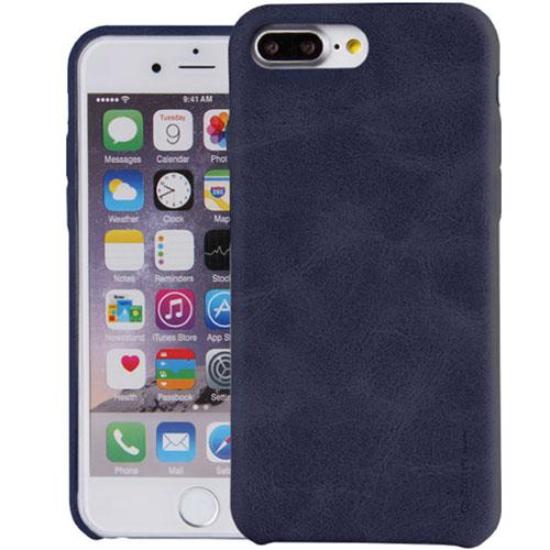 Чехол Uniq Outfitter (vintage) для iPhone 7 Plus (Айфон 7 Плюс) синийЧехлы для iPhone 7 Plus<br>Чехол Uniq для iPhone 7 Plus Outfitter Blue (vintage)<br><br>Цвет товара: Синий<br>Материал: Искусственная кожа, полиуретан