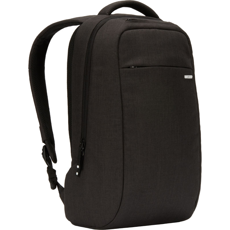 Рюкзак Incase ICON Lite Backpack with Woolenex тёмно-серый Graphite (INCO100348-GFT)Рюкзаки<br>Вместительный и компактный рюкзак для городских прогулок и ежедневных путешествий.<br><br>Цвет: Серый<br>Материал: Woolenex (шерстяной полиэфирный материал)