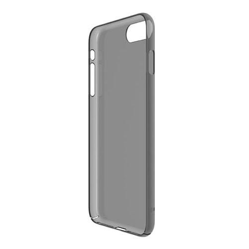Чехол Just Mobile TENC для iPhone 7 Plus (Айфон 7 Плюс) матовый чёрныйЧехлы для iPhone 7/7 Plus<br>Чехол-накладка Just Mobile TENC для iPhone7 Plus - черный матовый<br><br>Цвет товара: Чёрный<br>Материал: Поликарбонат
