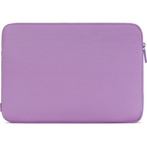 Чехол Incase Neoprene Classic Sleeve для MacBook 13 (INMB10072-MOD) фиолетовыйЧехлы для MacBook Air 13<br>Чехол Incase Classic Sleeve защитит MacBook от царапин, пыли, влаги, а в случае падения убережет от ремонта.<br><br>Цвет товара: Фиолетовый<br>Материал: Ariaprene®