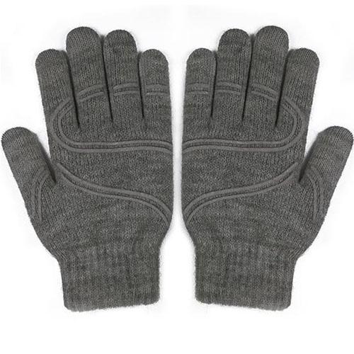 Перчатки Moshi Digits для iPhone/iPod/iPad/etc тёмно-серые (Размер L)Перчатки для экрана<br><br><br>Цвет товара: Серый<br>Материал: Синтетическая ткань<br>Модификация: L