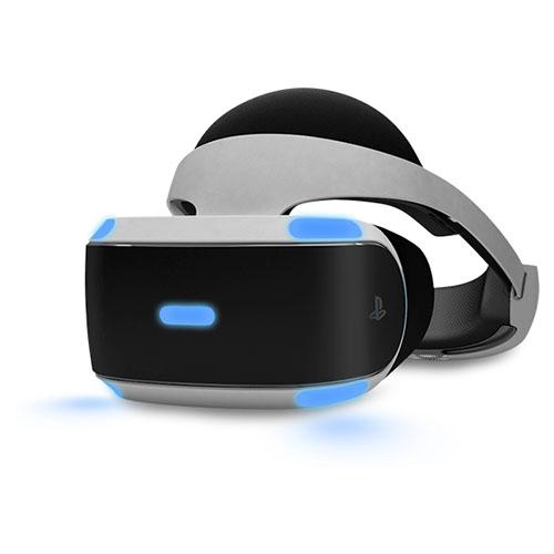 Шлем виртуальной реальности PlayStation VR белыйPlayStation 4 и игры<br>Шлем виртуальной реальности Sony PlayStation VR белый<br><br>Цвет товара: Белый<br>Материал: Пластик, сликон