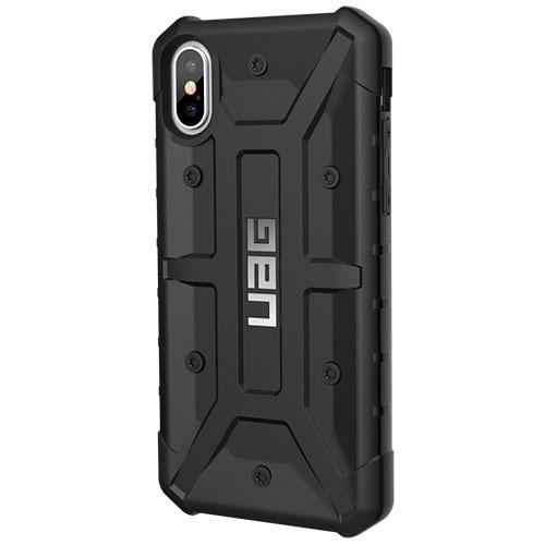 Чехол UAG Pathfinder Series Case для iPhone X чёрныйЧехлы для iPhone X<br>UAG Pathfinder Series Case выдержит практически любое испытание!<br><br>Цвет товара: Чёрный<br>Материал: Поликарбонат, термопластичный полиуретан