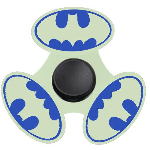 Спиннер FingerTip Comics Series Бэтмен SP4535Игрушки-антистресс<br>Спиннер — новая и невероятно занимательная игрушка-антистресс, которая поможет вам сосредоточиться и успокоить нервы.<br><br>Цвет товара: Разноцветный<br>Материал: Пластик, силикон