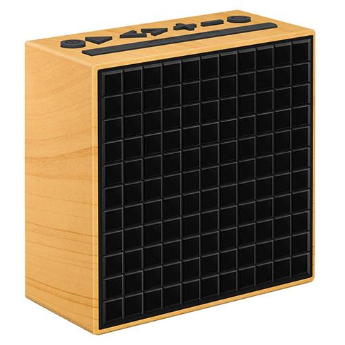 Акустическая система Divoom TimeBox светлое деревоКолонки и акустика<br>Divoom TimeBox - это не просто акустика, это интеллектуальные музыкальные часы с огромным набором функций.<br><br>Цвет товара: Бежевый<br>Материал: Пластик
