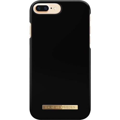 Чехол iDeal of Sweden Fashion Case для iPhone 8 Plus/7 Plus/6 Plus (Matte Black)Чехлы для iPhone 6/6s Plus<br>Изысканный матовый iDeal of Sweden Fashion Case станет истинным украшением самого лучшего смартфона!<br><br>Цвет: Чёрный<br>Материал: Пластик, замша