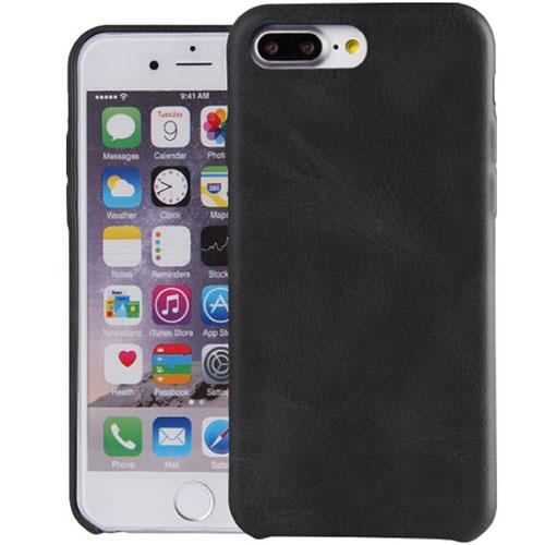 Чехол Uniq Outfitter (vintage) для iPhone 7 Plus (Айфон 7 Плюс) чёрныйЧехлы для iPhone 7 Plus<br>Чехол Uniq для iPhone 7 Plus Outfitter Black (vintage)<br><br>Цвет товара: Чёрный<br>Материал: Искусственная кожа, полиуретан