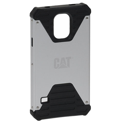 Чехол CAT Active Signature для Samsung Galaxy S5Чехлы для Samsung Galaxy S5<br>Защ. чехол CAT Active Signature samsung s5 black<br><br>Материал: Пластик, металл