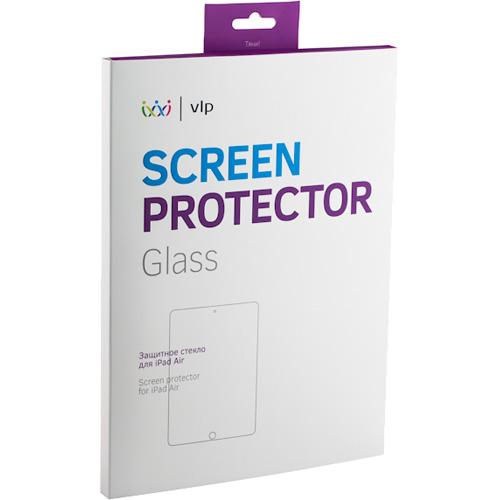 Защитное стекло VLP для iPad Air / iPad Pro 9.7 (олеофобное)Стекла/пленки на планшеты<br>Защитное стекло VLP обладает номинальной твёрдостью 9Н, поэтому надёжно защищает экран вашего iPad.<br><br>Цвет товара: Прозрачный<br>Материал: Закалённое стекло