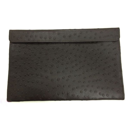 """Чехол-конверт Alexander для MacBook 12"""" Retina страус чёрный"""