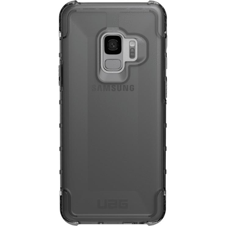Чехол UAG PLYO Series Case для Samsung Galaxy S9 тёмно-серый ASHЧехлы для Samsung Galaxy S9/S9 Plus<br>UAG PLYO Series Case выполнен из высококачественного поликарбоната и убережёт ваш смартфон от самых различных повреждений<br><br>Цвет: Серый<br>Материал: Поликарбонат, термопластичный полиуретан