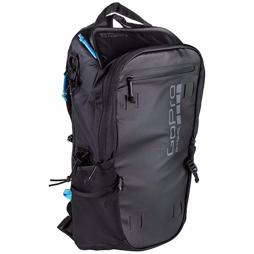 Рюкзак GoPro Seeker (AWOPB-001)Видеокамеры, очки, экшн-камеры<br>Рюкзак GoPro Seeker<br><br>Цвет товара: Чёрный<br>Материал: Текстиль