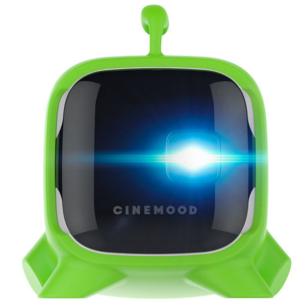 Смарт-чехол для CINEMOOD Storyteller «Ам ням» от iCases