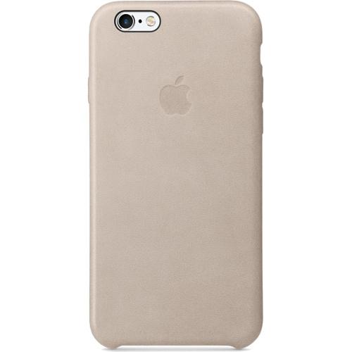 Кожаный чехол Apple Case для iPhone 6/6s (Айфон 6/6s) пепельно-розовыйЧехлы для iPhone 6/6s<br>Кожаный чехол Apple Case для iPhone 6/6s пепельно-розовый<br><br>Материал: Натуральная кожа, пластик