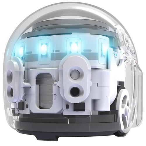 Робот Ozobot Smart Robot Evo белыйРоботы<br>Ozobot Smart Robot Evo - самый маленький в мире робот с искусственным интеллектом.<br><br>Цвет товара: Белый<br>Материал: Пластик, металл