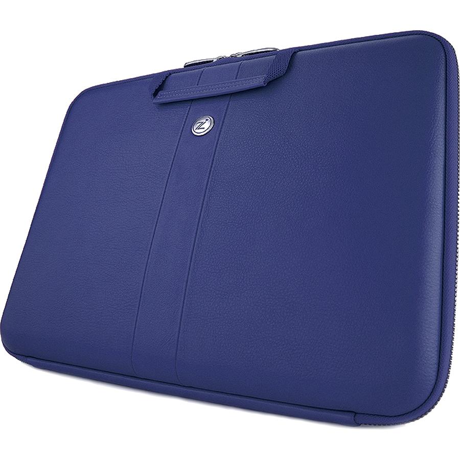 Сумка Cozistyle Smart Sleeve Leather для MacBook 15 тёмно-синяя (CLNR1502)Сумки для ноутбуков<br>Особенности Cozistyle Smart Sleeve Leather — это современный дизайн, красивая форма, элегантность и многофункциональность.<br><br>Цвет товара: Синий<br>Материал: Натуральная кожа, пластик, EVA-пена, микрофибра
