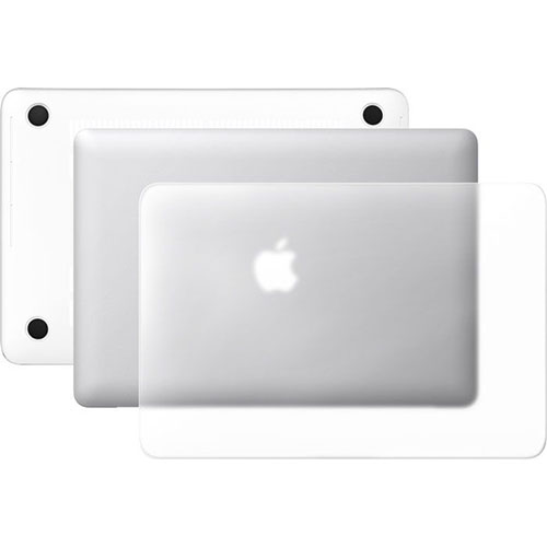 Чехол Lab.C Matt Clear Hard Case для MacBook Pro 13 (USB-C) матовый прозрачныйMacBook Pro 13<br>Lab.C Matt Clear Hard Case предлагает надежную защиту вашему MacBook.<br><br>Цвет товара: Прозрачный<br>Материал: Поликарбонат