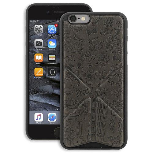 Чехол Ozaki O!coat 0.3 Travel Versatile для iPhone 6/6s РимЧехлы для iPhone 6/6s<br>Несомненный хит Ozaki — минималистичный и уникальный чехол O!coat 0.3 Travel Versatile!<br><br>Цвет товара: Чёрный