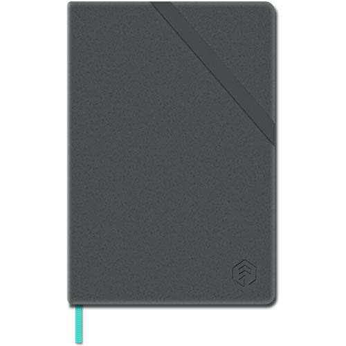 Блокнот для умной ручки NeoLab N Professional NotebookЦифровые ручки<br>Благодаря этому блокноту вы сможете зафиксировать всё, что хотите!<br><br>Цвет товара: Серый<br>Материал: Бумага, кожа