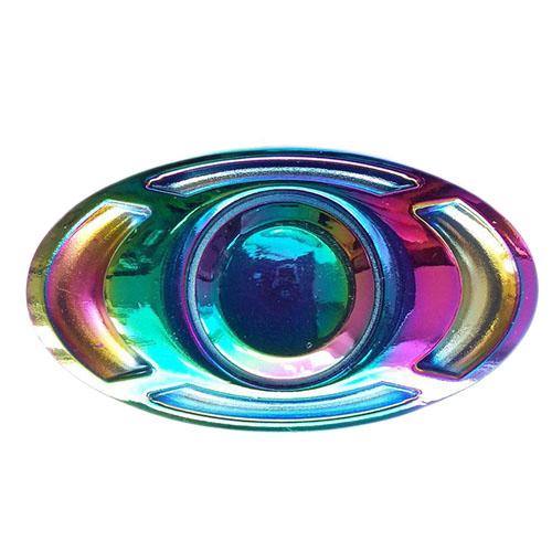 Спиннер Fidget Glory Rainbow Series Скарабей SP4550Игрушки-антистресс<br>Благодаря покрытию «хамелеон» спиннер Fidget Glory захватывает внимание с первой секунды!<br><br>Цвет товара: Разноцветный<br>Материал: Металл