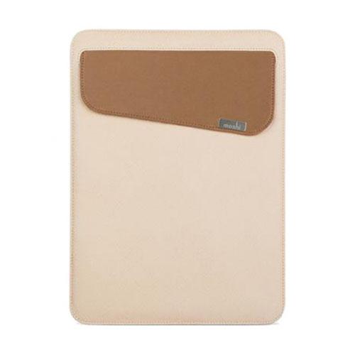 Чехол Moshi Muse Microfiber Sleeve Case для MacBook 13 Retina бежевыйЧехлы для MacBook Pro 13 Retina<br>Чехол Moshi Muse Microfiber Sleeve Case для MacBook 13 Retina бежевый<br><br>Цвет товара: Бежевый<br>Материал: Текстиль
