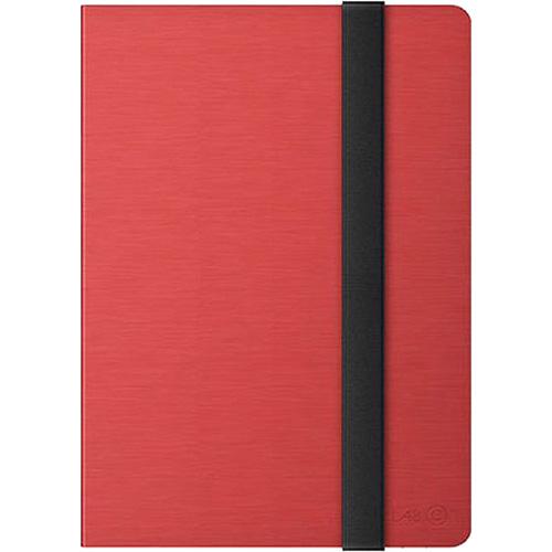 Чехол LAB.C Slim Fit для iPad Pro 12.9 красныйЧехлы для iPad Pro 12.9<br>Чехол LAB.C Slim Fit с держателем для стилуса обеспечивает надёжную защиту каждой стороны планшета, обладая минимальными весом и толщиной.<br><br>Цвет товара: Красный<br>Материал: Пластик, текстиль
