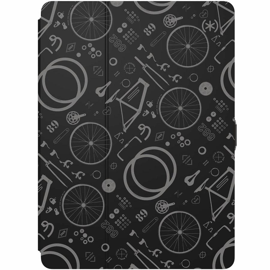 Чехол Speck Balance Folio Print для iPad Pro 10.5 чёрный (BIKEPARTS)Чехлы для iPad Pro 10.5<br>Speck Balance Folio Print — отличный аксессуар для вашего iPad Pro 10.5!<br><br>Цвет товара: Чёрный<br>Материал: Полиуретановая кожа, пластик