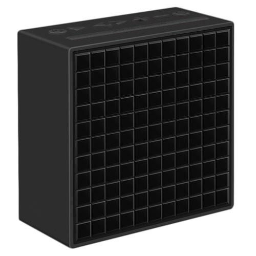 Акустическая система Divoom TimeBox чёрнаяКолонки и акустика<br>Divoom TimeBox - это не просто акустика, это интеллектуальные музыкальные часы с огромным набором функций.<br><br>Цвет товара: Чёрный<br>Материал: Пластик