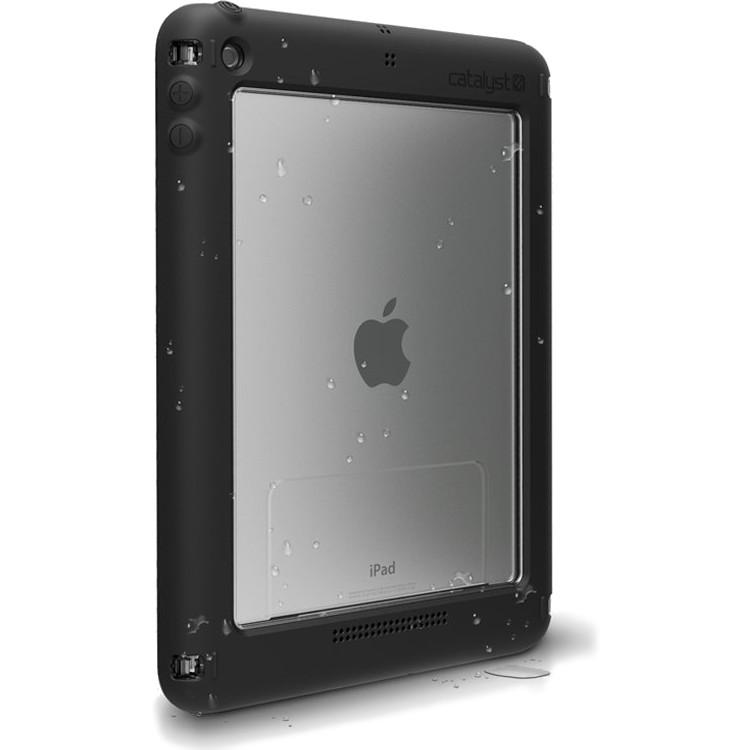 Чехол Catalyst Waterproof для iPad (2017) чёрныйЧехлы для iPad 9.7 (2017)<br>Catalyst Waterproof вобрал в себя лучшие современные материалы!<br><br>Цвет товара: Чёрный<br>Материал: Поликарбонат, силикон