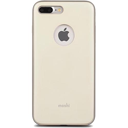 Чехол Moshi iGlaze для iPhone 7 Plus (Айфон 7 Плюс) жёлтыйЧехлы для iPhone 7 Plus<br>Чехол Moshi iGlaze для iPhone 7 Plus пластик желтый<br><br>Цвет товара: Жёлтый<br>Материал: Пластик