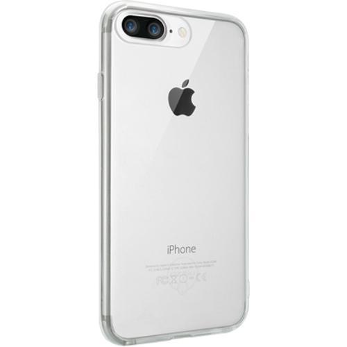 Чехол Ozaki O!coat Crystal+ для iPhone 7 Plus (Айфон 7 Плюс) прозрачныйЧехлы для iPhone 7 Plus<br>Чехол Ozaki O!coat Crystal+ для iPhone 7 Plus (Айфон 7 Плюс) прозрачный<br><br>Цвет товара: Прозрачный<br>Материал: Поликарбонат, полиуретан
