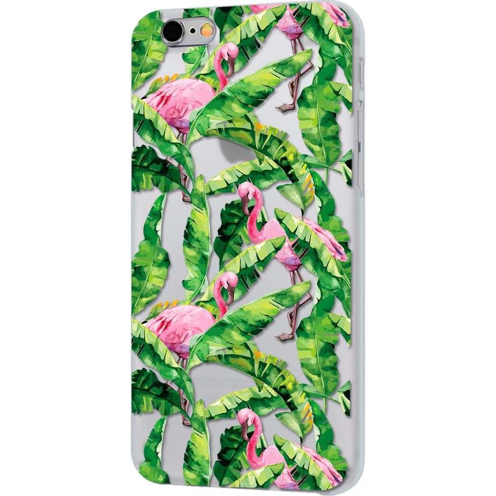 Чехол iPapai для iPhone 7 «Флора» (Тропики)