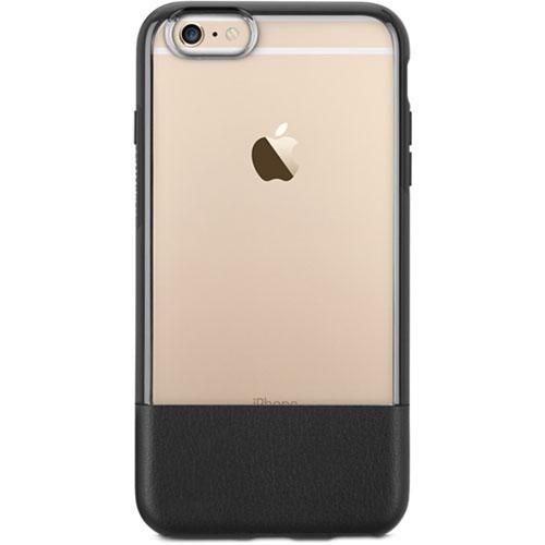 Чехол OtterBox Statement Series для iPhone 6/6S чёрныйЧехлы для iPhone 6/6s<br>Чехол OtterBox Statement Series для iPhone 6/6s - Черный<br><br>Цвет товара: Чёрный<br>Материал: Натуральная кожа, пластик