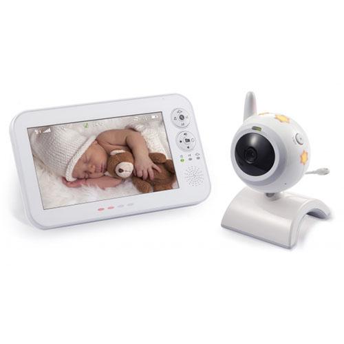 Видеоняня Switel BCF930Умные видеокамеры, няни<br>Видеоняня Switel BCF930<br><br>Цвет товара: Белый<br>Материал: Пластик
