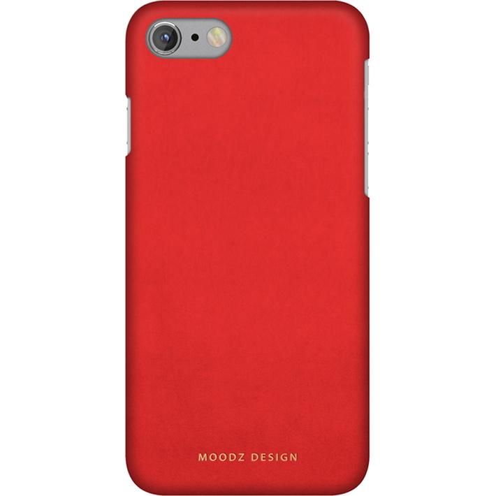 Чехол Moodz Nubuck Hard для iPhone 7 (Айфон 7) Rossa красныйЧехлы для iPhone 7<br>Чехлы Moodz — это настоящее произведение искусства. Прочный каркас, высококачественная натуральная кожа, изысканные текстуры и благородные ...<br><br>Цвет товара: Красный<br>Материал: Натуральная кожа (замша), поликарбонат