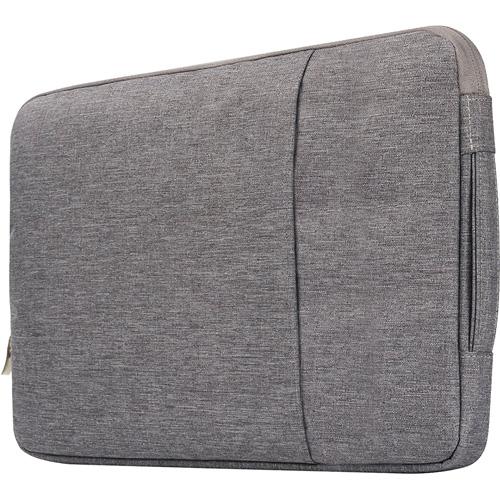 Чехол Gurdini для MacBook 13 серыйЧехлы для MacBook Pro 13 Touch Bar<br>Чехол Gurdini станет замечательным решением для защиты и транспортировки вашего гаджета, куда бы вы ни отправились!<br><br>Цвет товара: Серый<br>Материал: Текстиль