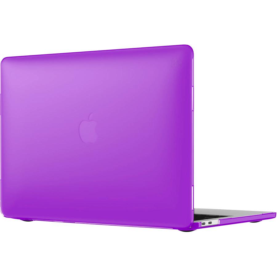 Чехол Speck SmartShell Case для MacBook Pro 15 Touch Bar (new 2016) фиолетовыйЧехлы для MacBook Pro 15 Touch Bar<br>Speck SmartShell Case защитит ноутбук от царапин и более серьёзных повреждений.<br><br>Цвет товара: Фиолетовый<br>Материал: Поликабонат