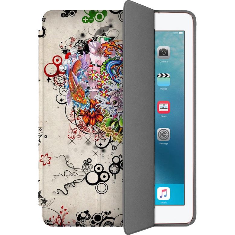 Чехол Muse Smart Case для iPad Pro (10.5) СердцеЧехлы для iPad Pro 10.5<br>Чехлы Muse Smart Case — это индивидуальность, насыщенность красок, оригинальные принты и надёжная защита от повреждений.<br><br>Цвет товара: Разноцветный<br>Материал: Поликарбонат, полиуретановая кожа