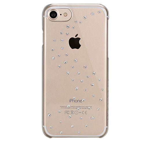 Чехол Bling My Thing Milky Way для iPhone 7 (Айфон 7) Pure Brilliance прозрачный