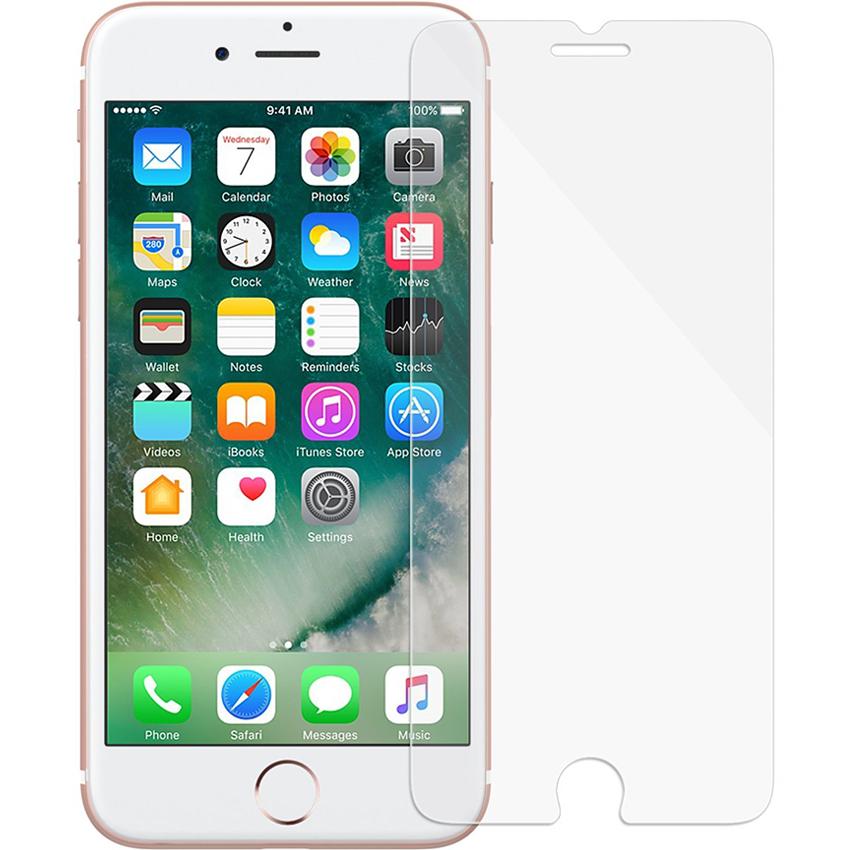 Защитное стекло DoDo Tempered Glass для iPhone 7 Plus/8 Plus глянцевоеСтекла/Пленки на смартфоны<br>DoDo Tempered Glass создано, чтобы уберечь дисплей смартфона от повреждений.<br><br>Цвет: Прозрачный<br>Материал: Стекло