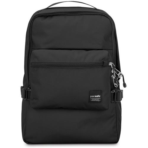 Рюкзак Pacsafe Slingsafe LX350 для Macbook 13 чёрныйРюкзаки<br>Pacsafe Slingsafe LX350 представляет собой городской противоугонный рюкзак, в котором вы сможете уверенно и комфортно передвигаться по городу.<br><br>Цвет товара: Чёрный<br>Материал: Текстиль, нержавеющая сталь, пластик