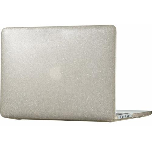 Чехол Speck SmartShell Glitter MacBook Pro 13 Retina золотистыйЧехлы для MacBook Pro 13 Retina<br>Ультратонкая, лёгкая, полупрозрачная защита для вашего любимого MacBook Pro 13 Retina.<br><br>Цвет товара: Золотой<br>Материал: Поликарбонат