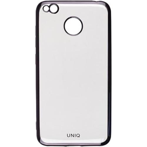 Чехол Uniq Glacier Glitz для Xiaomi RedMi 4X чёрныйЧехлы для Xiaomi<br>Uniq Glacier Glitz — тонкий и лёгкий, но при этом невероятно прочный чехол для Xiaomi RedMi 4X.<br><br>Цвет товара: Чёрный<br>Материал: Пластик